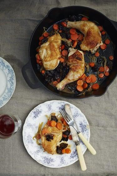 Crispy Chicken from Gefilteria