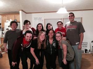 2014 Leadership Team at TY