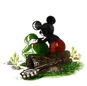 Suzy Zeffren Disney drawing