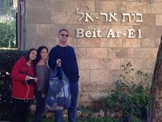 Tuchmans at Beit Ar-El
