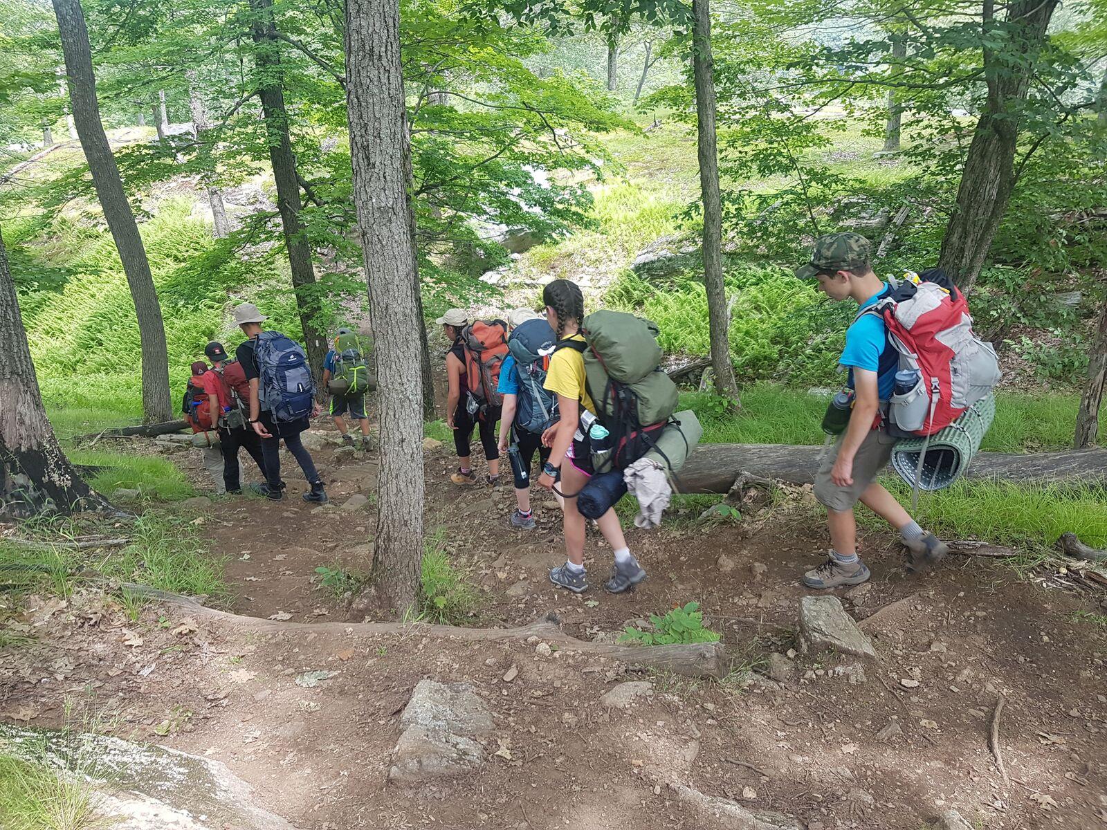 Trip Week - Camping
