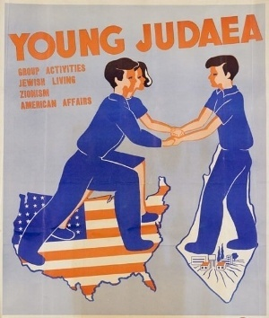Young Judaea study small